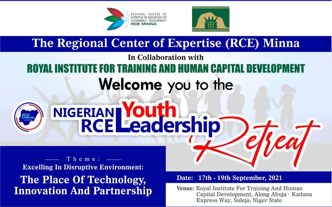 Nigerian RCE Youth leadership retreat